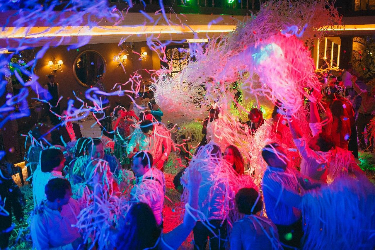Шоу на вечеринках